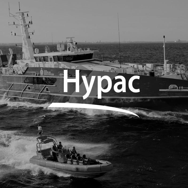 Hypac Website Design