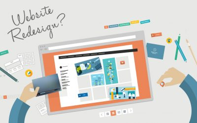 How to Know When It's Time to Re-design Your Website?