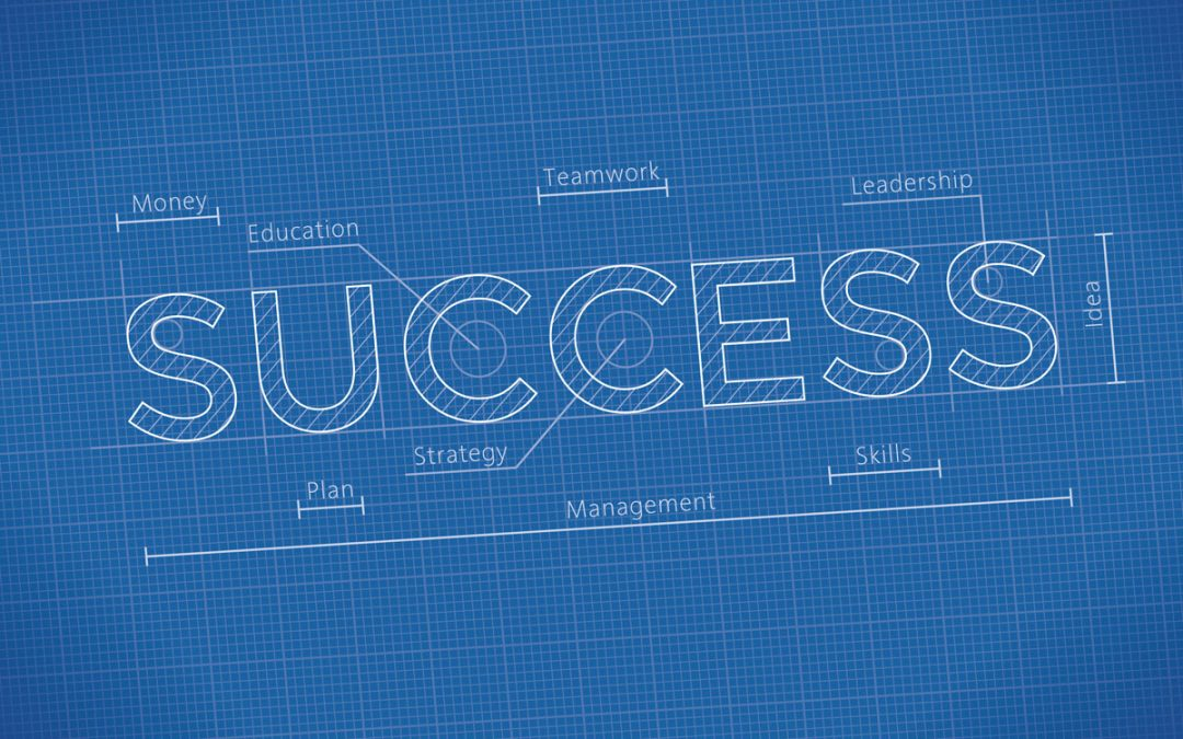 how to plan your website - blueprint for website success